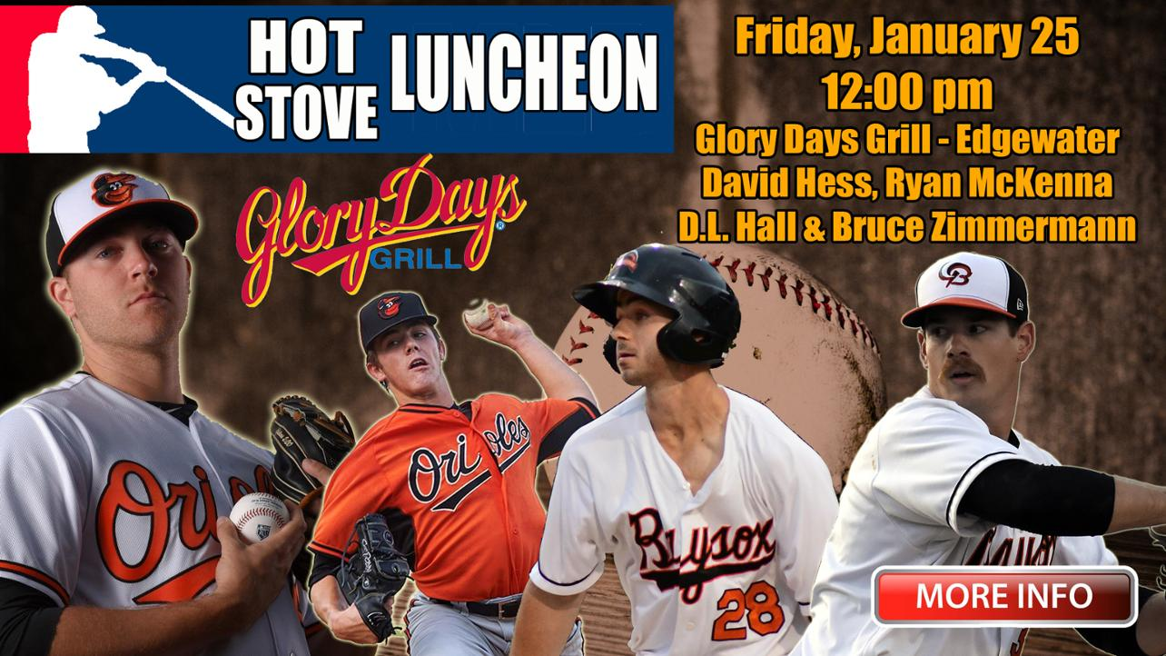 Hot Stove Luncheon