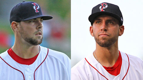 Barnes and Ranaudo, helped the PawSox to the International League North title, and a shot at the league championship, before falling to Durham in the Governors' Cup Finals in 2013.