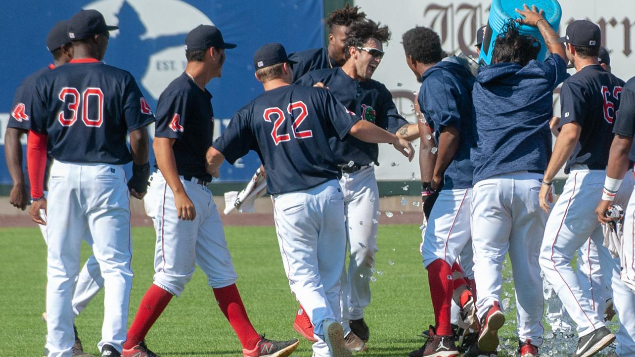 Season Ends with Walk-Off Thriller