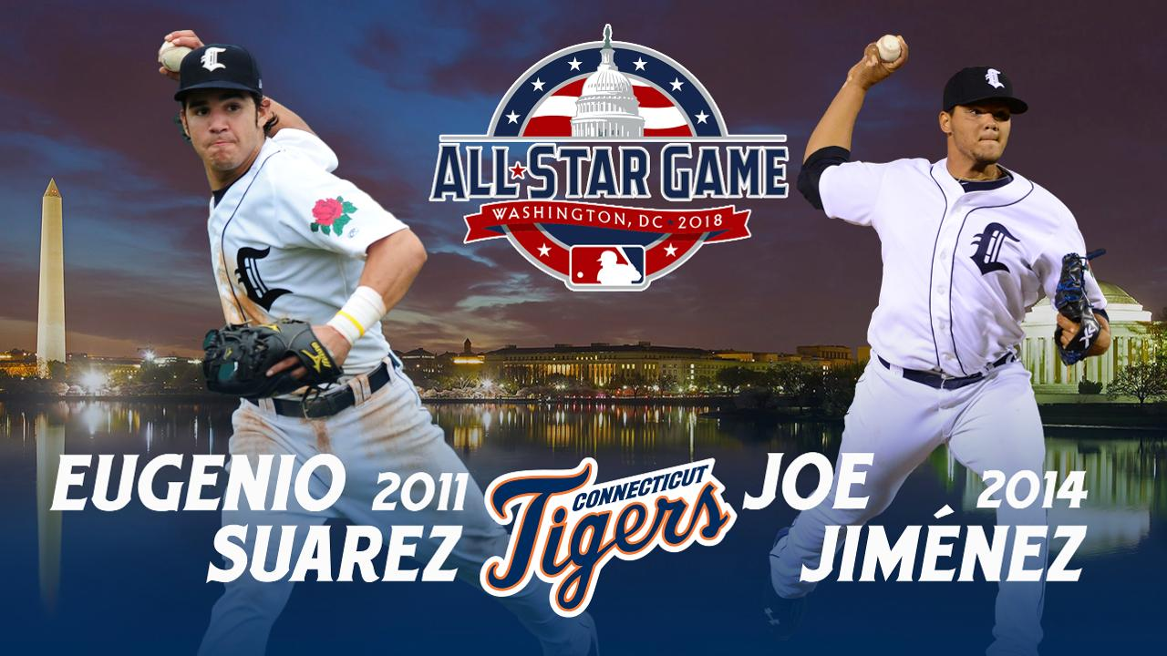 6ff4f0274823a2 Former CT Tigers Named First-Time MLB All-Stars