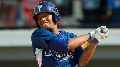 Yoel Araujo is hitting .271 with four homers in August.