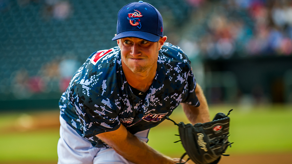 5216fa90e Jacksonville righty thrives after joining Marlins from indy ball