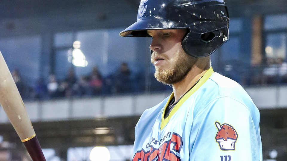 56f20446ece Hooks' Beer pours first Double-A homer | MiLB.com News