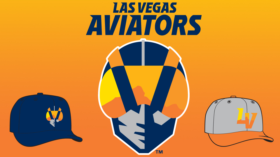 09b7a43d9 The Las Vegas Aviators, Triple-A affiliate of the Oakland Athletics, will  play at brand-new Las Vegas Ballpark in 2019.