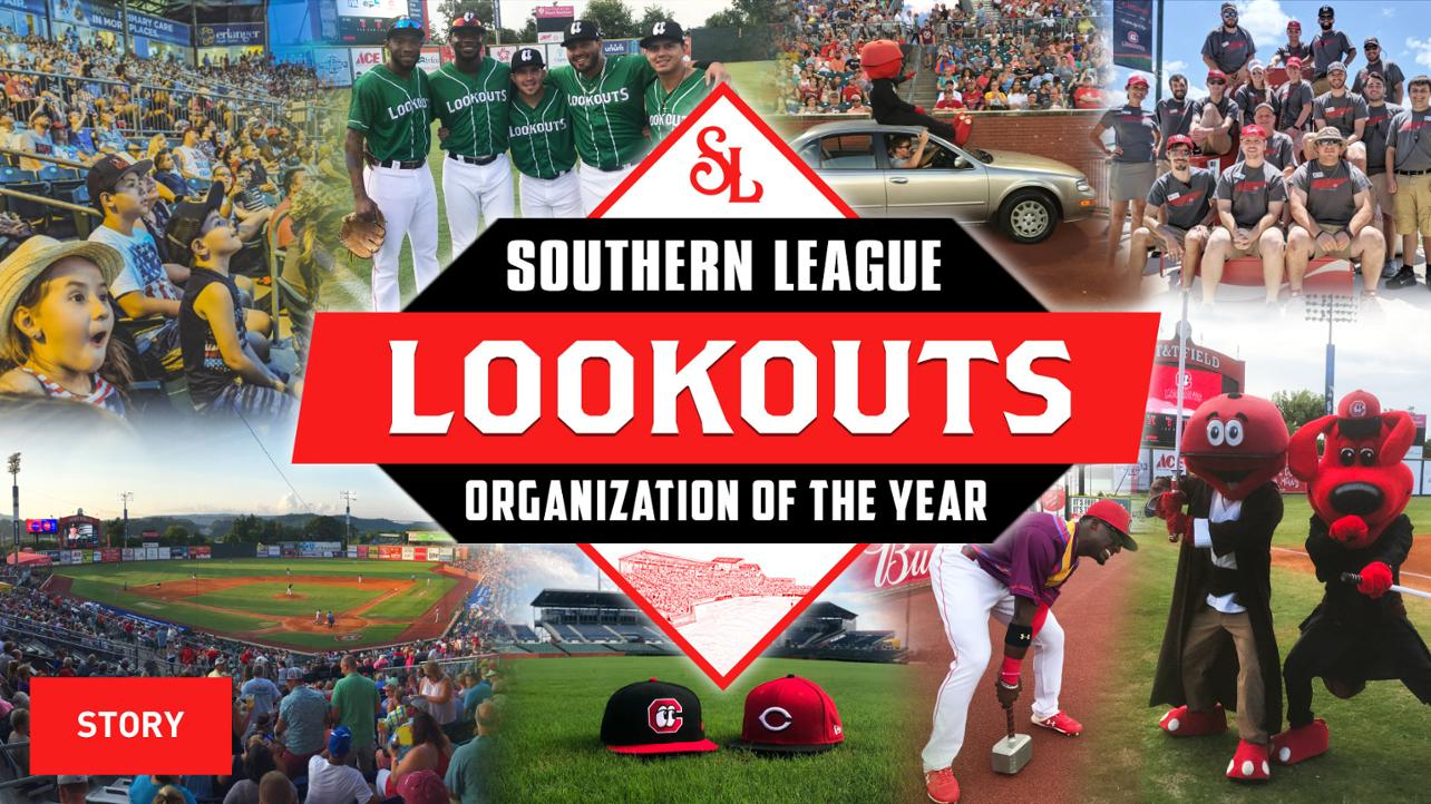 Southern League Organization of the Year