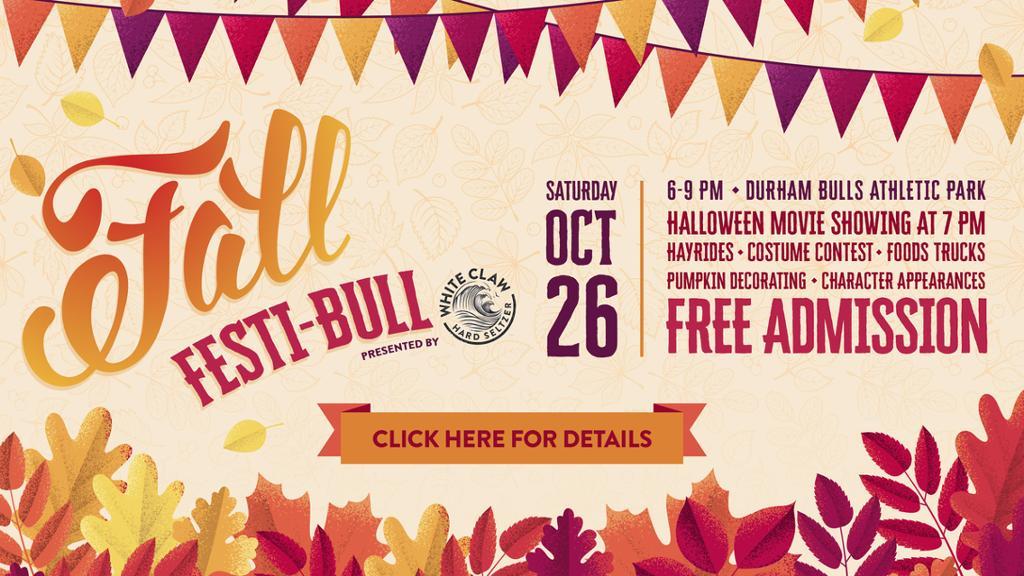 Fall Festi-BULL