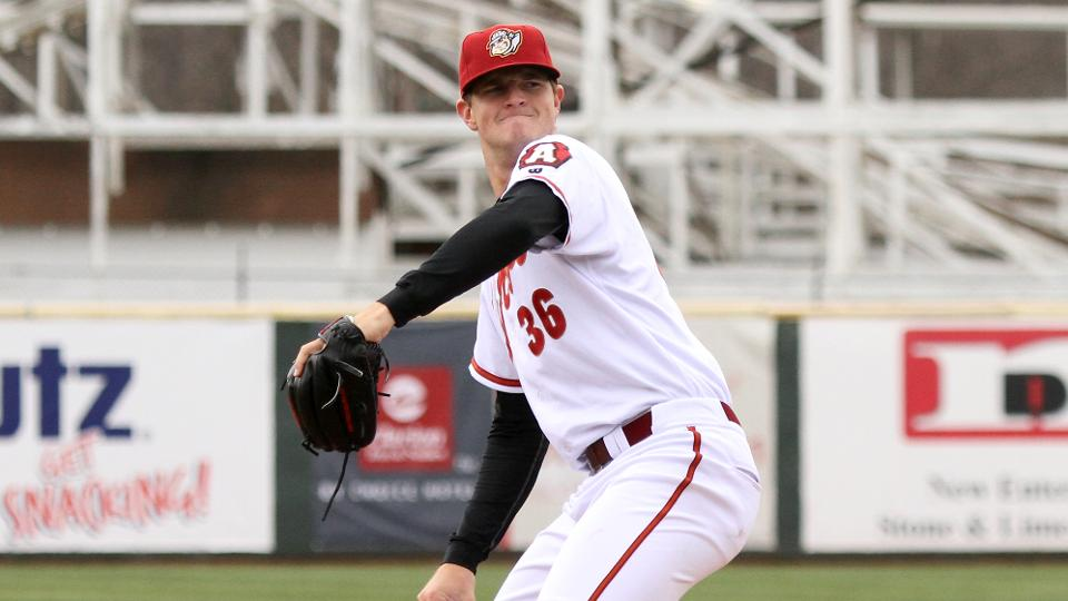 Curve sweep Squirrels in Saturday doubleheadder | Altoona Curve News