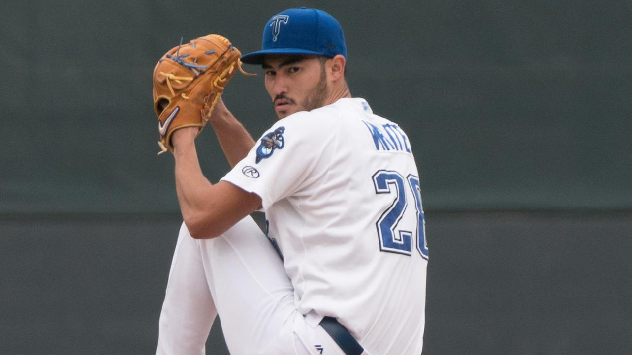 Drillers' White follows up no-hit effort on MiLB.TV