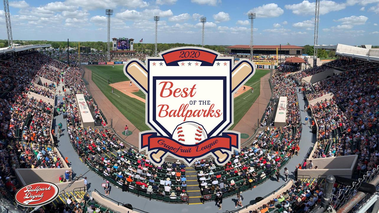 10 Reasons why Publix Field at Joker Marchant Stadium is the Best of the Ballparks