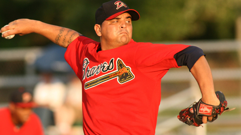 Williams Perez earned a win in his first Class A Advanced start.