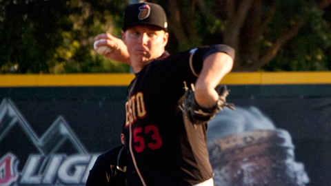 Jonathan Gray is 4-0 with a 1.93 ERA and 51 strikeouts in 37 1/3 innings across two levels.