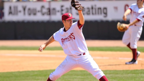 Damien Magnifico is one of two Timber Rattlers pitchers who will play for Matt Erickson on the Western Division team at the 2013 MWL All-Star Game.