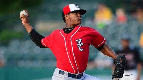 Marcus Stroman is 4-2 with a 3.38 ERA in nine starts for New Hampshire.
