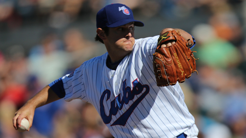 Casey Coleman was one of 22 non-roster players invited to spring training by the Cubs.