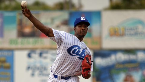 Ivan Pineyro posted a 3.29 ERA in 24 starts this season.
