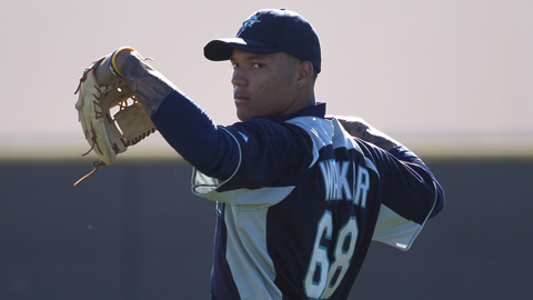 Taijuan Walker had a 4.69 ERA in 25 starts with Jackson in 2012.