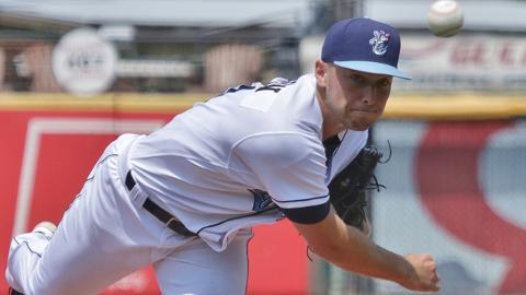 Corbin Martin has pitched at least five innings in his last three outings for the Hooks.