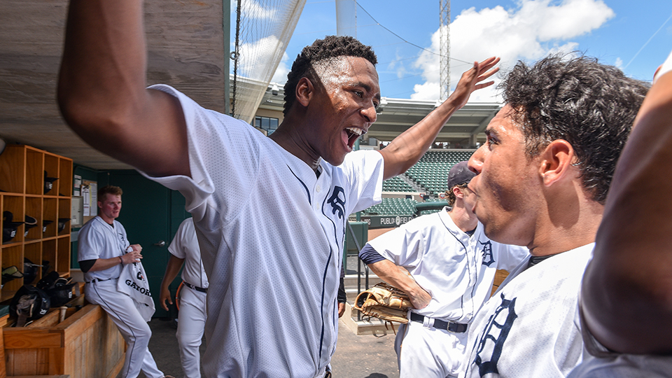 Javier puts Tigers West into GCL Finals | Gulf Coast League News