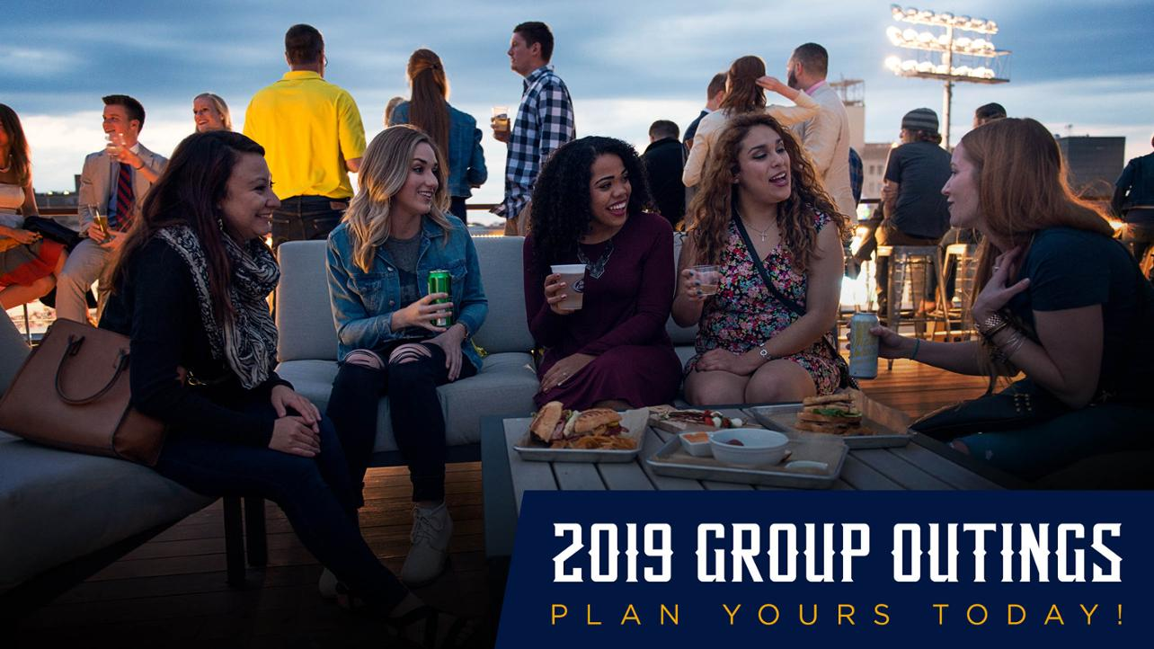 2019 Group Outings Panel