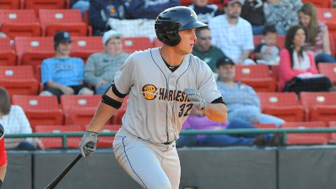 Greg Bird has 15 RBIs over his last seven games for Charleston.