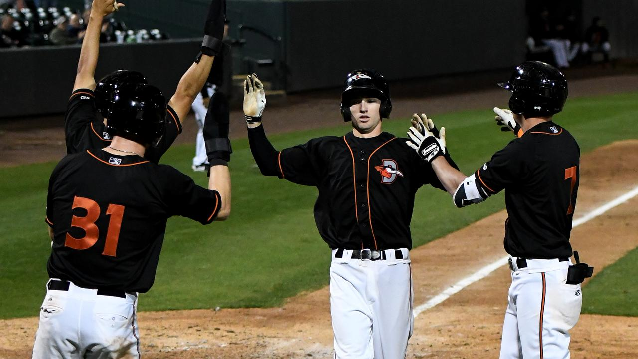f35b79587 Orioles No. 14 prospect scores four times and drives in two runs