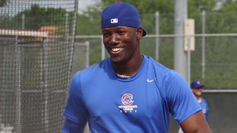 Jorge Soler signed a nine-year, $30 million contract last June.