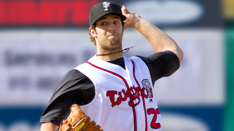 Daniel Norris has 38 strikeouts in 34 1/3 innings for Lansing this year.