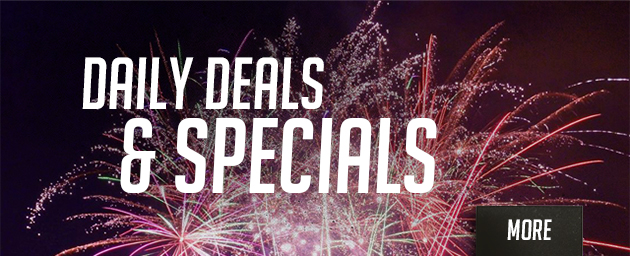 Daily Deals and Specials