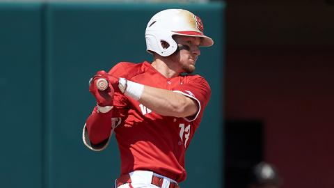 Brock Deatherage collected 24 home runs in 227 games during his four seasons at NC State.