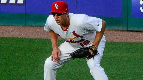 Palm Beach's Stephen Piscotty was the 36th overall selection in the 2012 Draft.