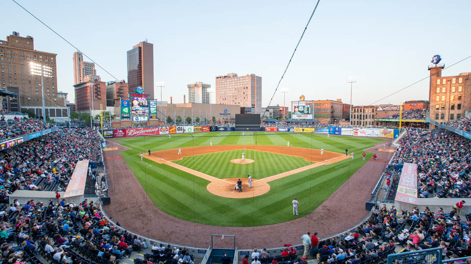 Tigers Home Opener 2020.Hens And Tigers Extend Affiliation Through 2020 Toledo Mud