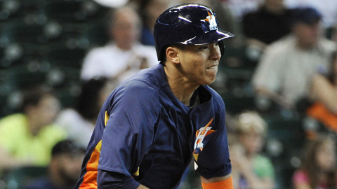 Carlos Correa has collected 11 totals bases in his first three Midwest League games.