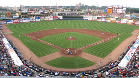 The Cubs open the 2014 season on Thursday, April 3 at Principal Park.