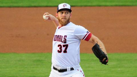 Stephen Strasburg is 79-44 in 176 career starts in the Major Leagues.