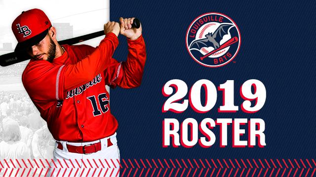 Louisville Bats 2019 Schedule Bats Release 2019 Roster | Louisville Bats News