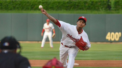 Carlos Martinez has given up four runs over his last 19 innings.