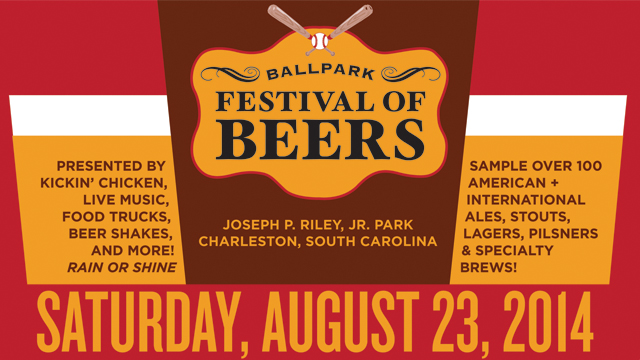 12th Annual Ballpark Festival Of Beers Slated For August 23