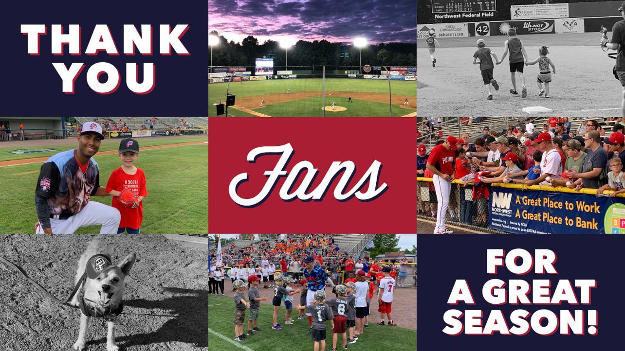 Thanks Fans