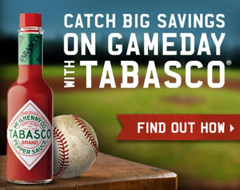 Brought to you by TABASCO® Sauce. Pleasing crowds since 1868. Visit TABASCO.com to discover recipes, our products and history!