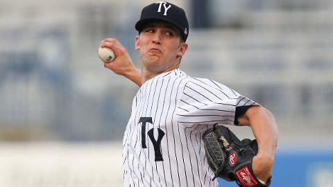 Corey Black struck out batters at a rate of 9.6 per nine innings for Tampa.