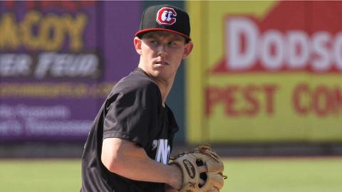 Tyler Jay went 5-5 with a 3.33 ERA and 77 strikeouts over 83 2/3 innings across two levels last season.