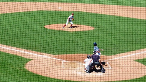 Austin Ross struck out eight and allowed one run over seven innings for the Timber Rattlers on Labor Day.