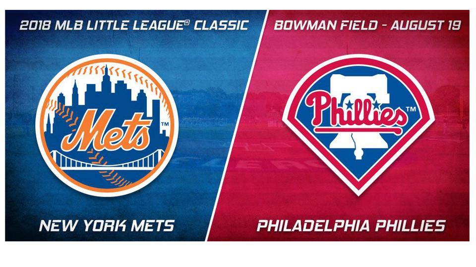 19a9e33fb MLB Little League Classic Returns to BB T Ballpark