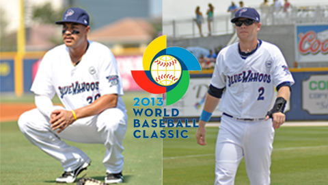 Donald Lutz & Chris Berset participated in the World Baseball Classic Qualifier.