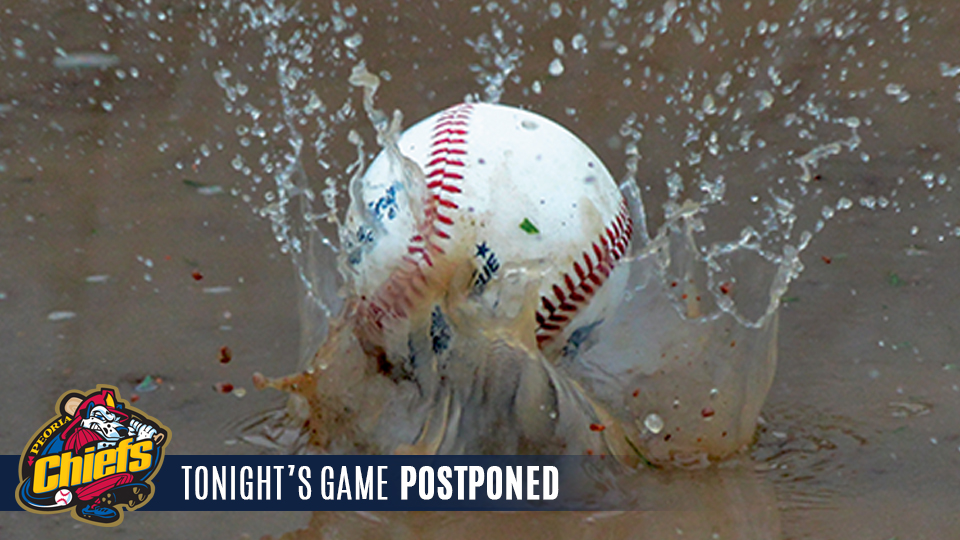 thursday s game rained out peoria chiefs news