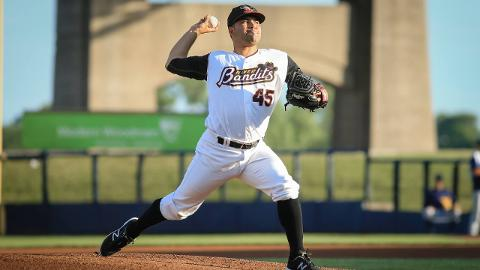 Jose Hernandez struck out six while not allowing an earned run over seven innings. (Courtesy Sean Flynn Photography)