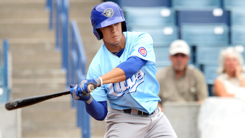 Javier Baez is fourth in the Florida State League with 28 extra-base hits.