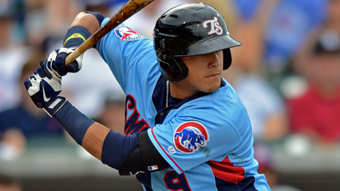 Javier Baez hit .357 with eight homers and 30 RBIs in 29 games in August.