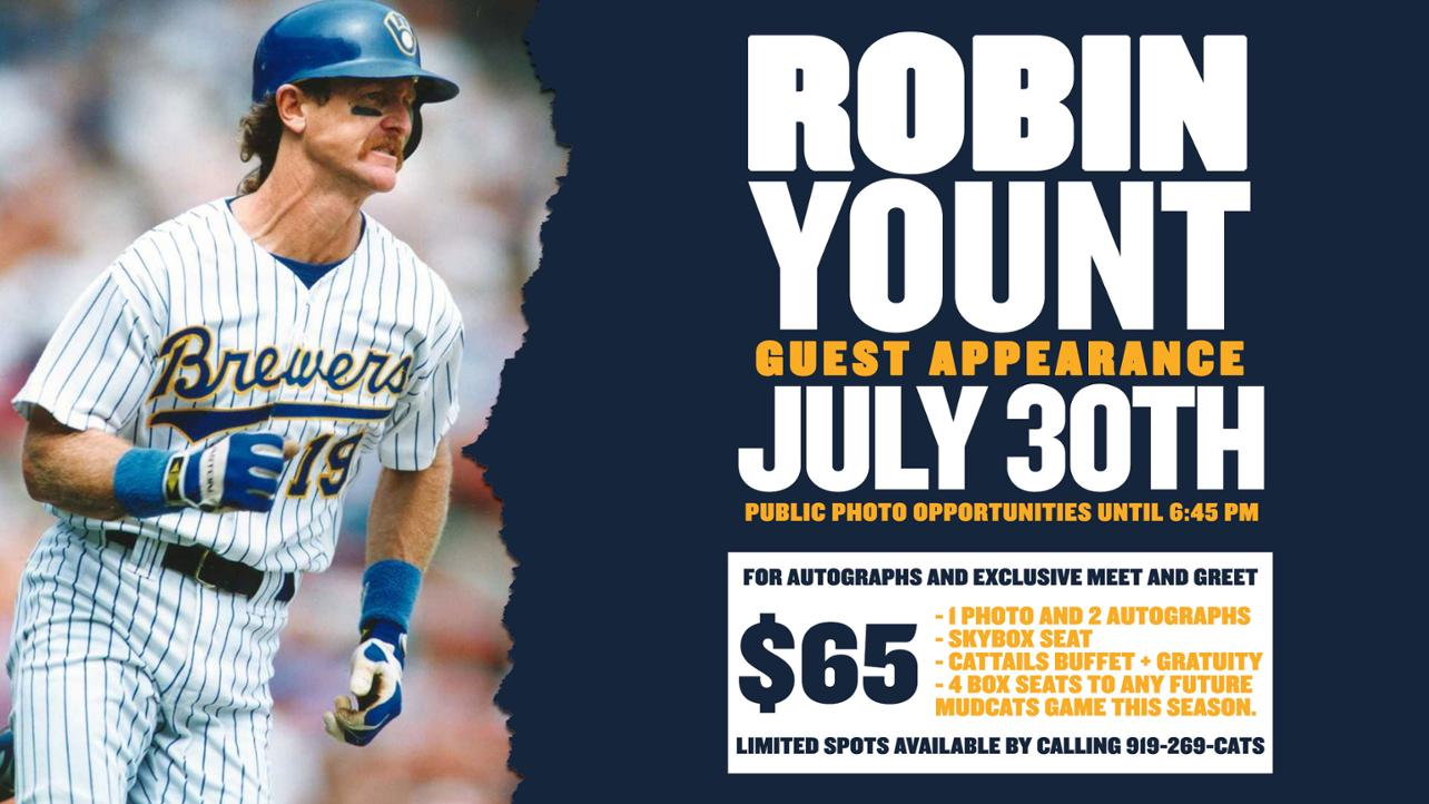 Robin Yount Guest Appearance