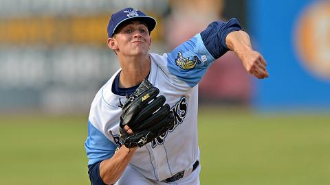 Wilmington's Sam Selman is 7-5 with a 4.05 ERA in 15 starts.